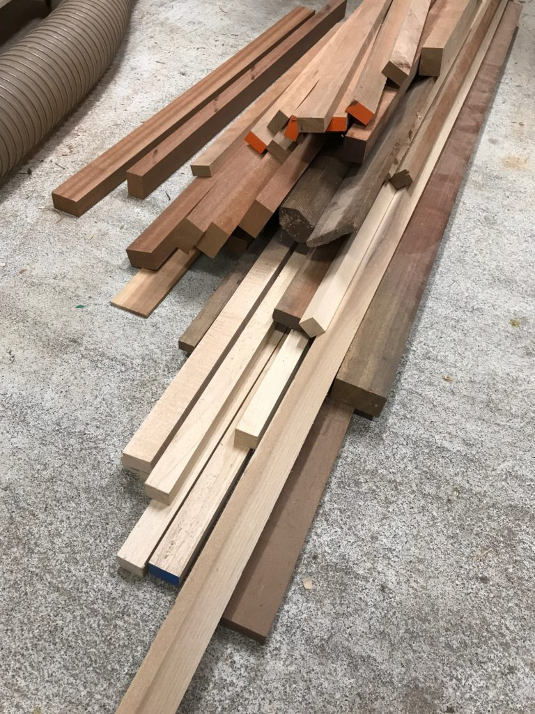 Scrap Wood for Projects