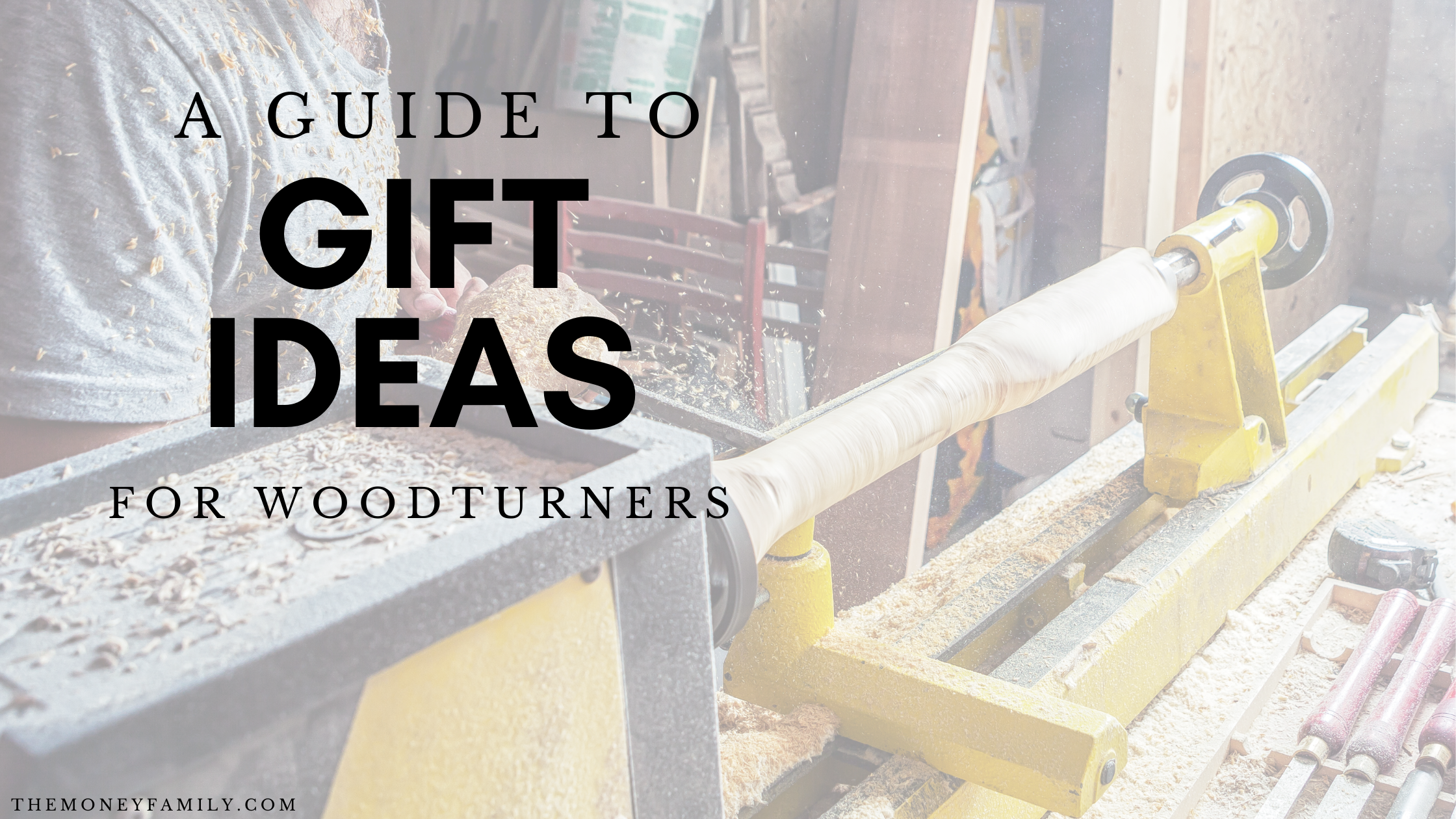 Gifts for Woodturners