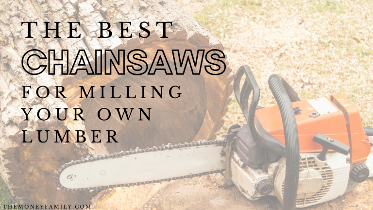 best chainsaw for milling featured image