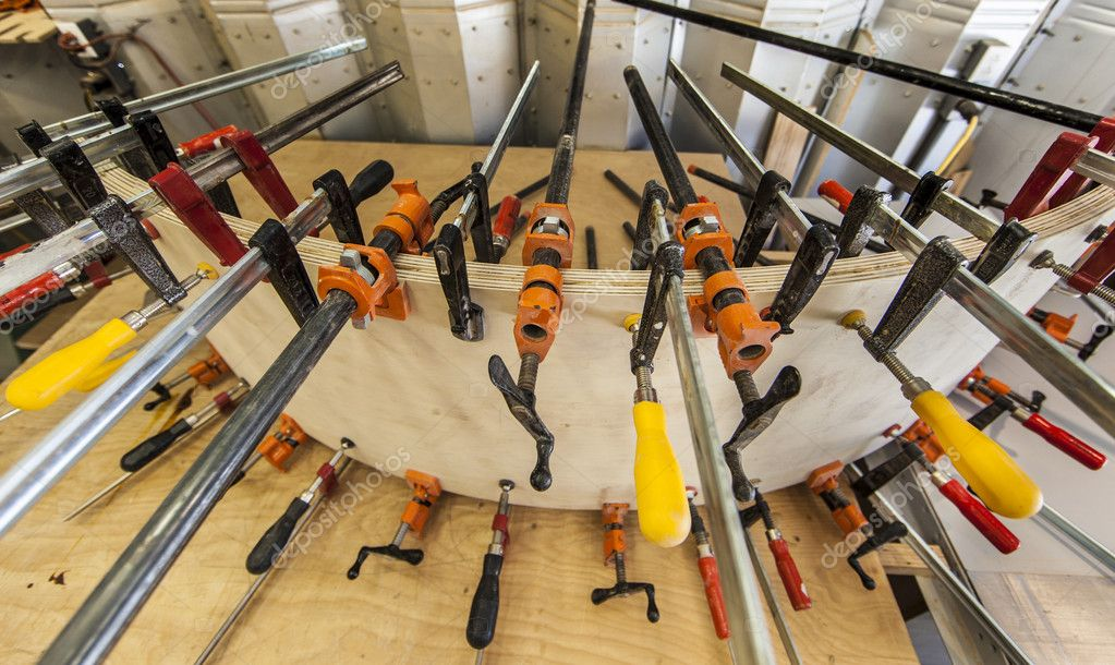 Types of the best woodworking clamps