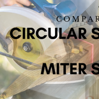 Circular Saw vs Miter Saw: Which is Best for Your Shop?