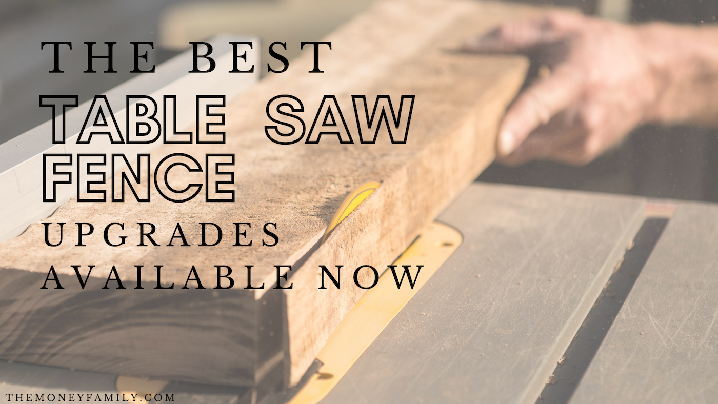 best table saw fence header