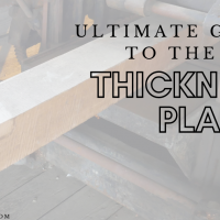 The Best Planer for Your Wood Shop