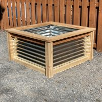 How to Build Corrugated Metal Raised Garden Beds
